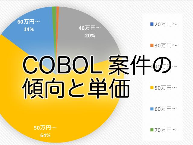 【COBOL案件の全て】年齢不問の案件探しや単価相場とおすすめサイトランキング